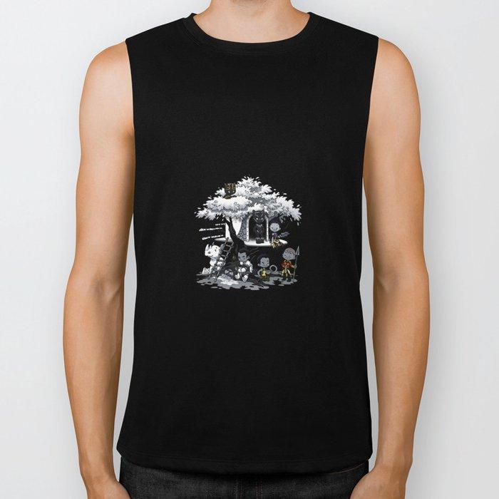 KAI Biker Tank