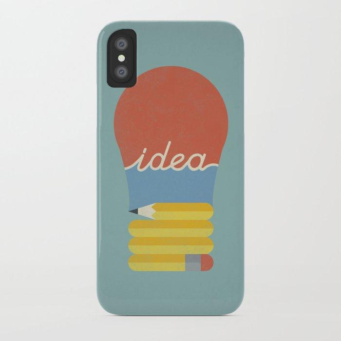 I've Got An Idea iPhone Case