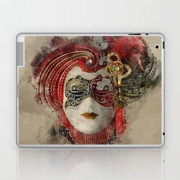 Venetian Mask 1 Laptop & iPad Skin