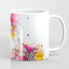 Anatomy of a Dragonfly Coffee Mug