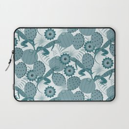 Collared Lizard Floral Laptop Sleeve