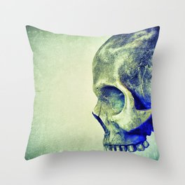 Skull2 Throw Pillow