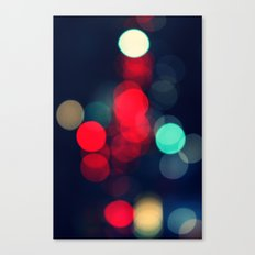Traffic  Canvas Print