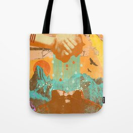WATERING MINDS Tote Bag