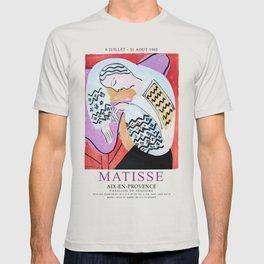 Matisse Exhibition - Aix-en-Provence - The Dream Artwork T-shirt