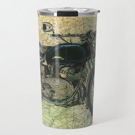 Vincent Comet - We were never born to follow Travel Mug