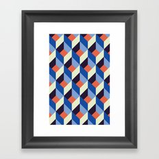 Geolectric Framed Art Print