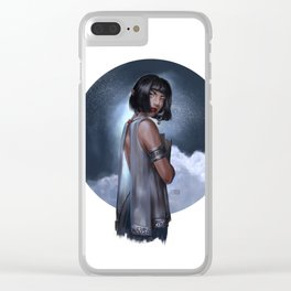 Tiny ancient one Clear iPhone Case