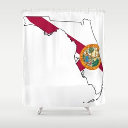 Florida Love! Shower Curtain