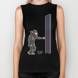A planet of the apes odyssey Biker Tank