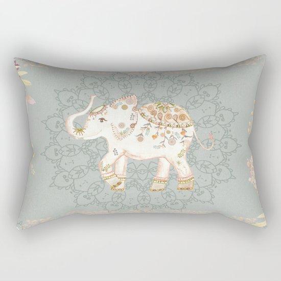 INDIAN ELEPHANT Rectangular Pillow