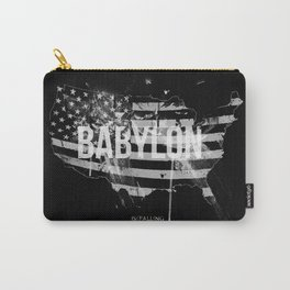 Babylon is falling Carry-All Pouch