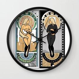 iamamiwhoami; nouveau Wall Clock
