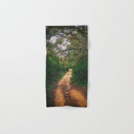 Woodland paths Hand & Bath Towel