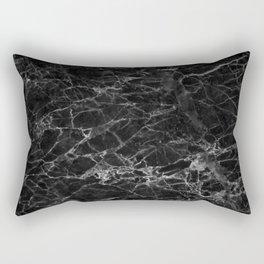 Sharp Marble Rectangular Pillow