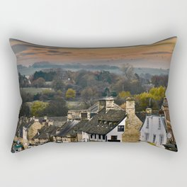 The Cotswolds in Color Rectangular Pillow