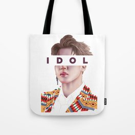 Idol vs03 Tote Bag