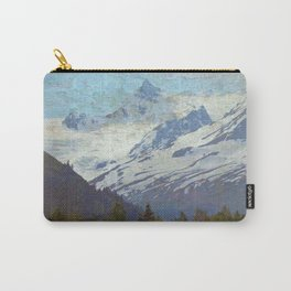 Distressed Carry-All Pouch