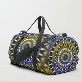 Focus mandala Duffle Bag