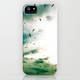 Descendants of Icarus iPhone Case