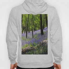 Bluebell Wood. Hoody