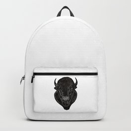 Buffalo Head Backpack