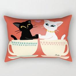 Pair cup Rectangular Pillow