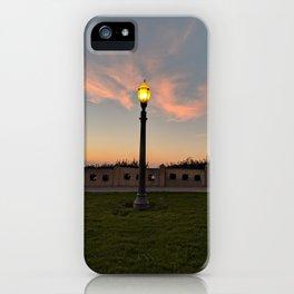 San Pedro Lightpost iPhone Case