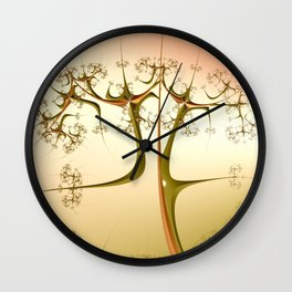Bare Branches Wall Clock
