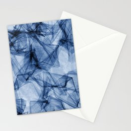 Blue Souls Stationery Cards