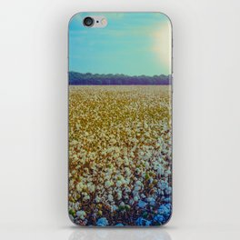 Rising Cotton iPhone Skin