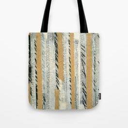 mosmith word collage Tote Bag