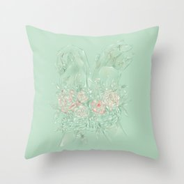 Bound By You Throw Pillow