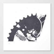 Industrial II Canvas Print