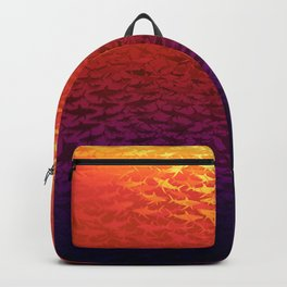 Sharks At Sunset Backpack