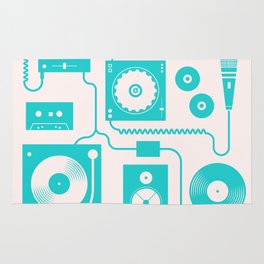 Electronica Rug