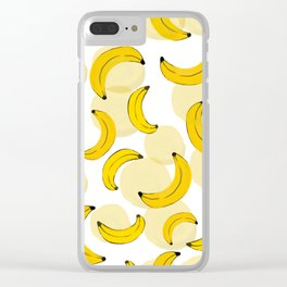 Bananen chiquita Clear iPhone Case
