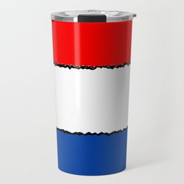 Fancy Flag: The Netherlands Travel Mug