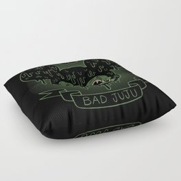 bad juju Floor Pillow