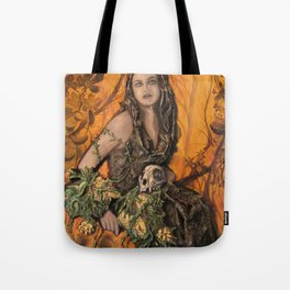 Garden of Secrets Tote Bag