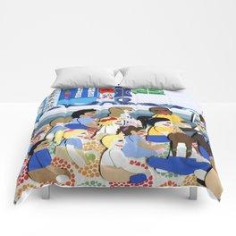 Kindergarten Comforters