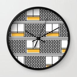 Hotel Montserrat -Detail- Wall Clock
