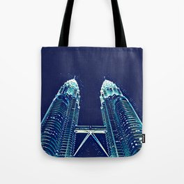 Petronas Remastered Tote Bag