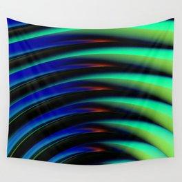 No Negative Waves Wall Tapestry
