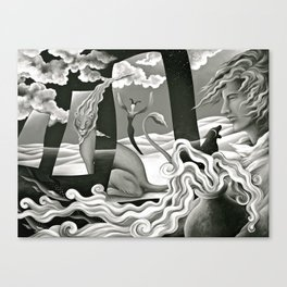 Traveler's Fortune Canvas Print