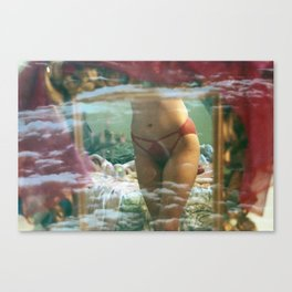 girlhood Canvas Print