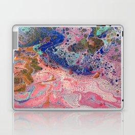 Flamingos by the Sea Laptop & iPad Skin