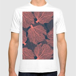 Fan living coral T-shirt