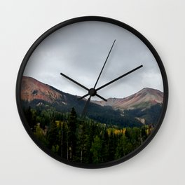 ouray Wall Clock