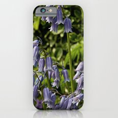 Spanish Bluebells Slim Case iPhone 6s